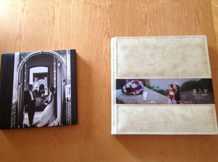 Album profesional vs album digital amateur comparativa - Album para guardar fotos ...