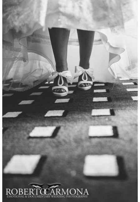 Novias que llevamos sandalias - 1