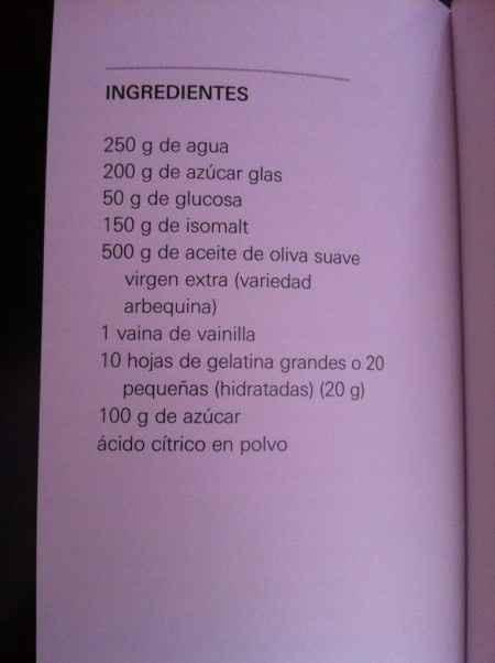 Gominolas aceite de oliva tmx - 1