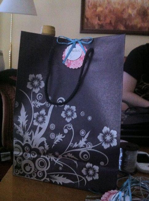 bolsa regalos