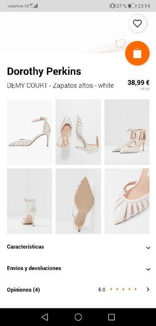 ¿Cuál será el color de tus zapatos? - 1