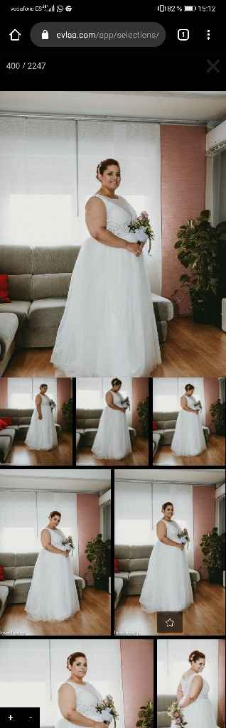 Vestido de novia - 1