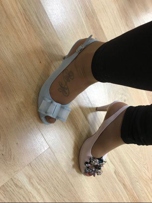 Ayuda con zapatos de boda! 2