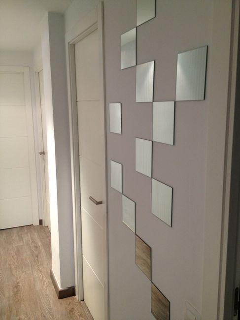 Decorar el pasillo viviendo juntos foro for Espejos de pared leroy merlin