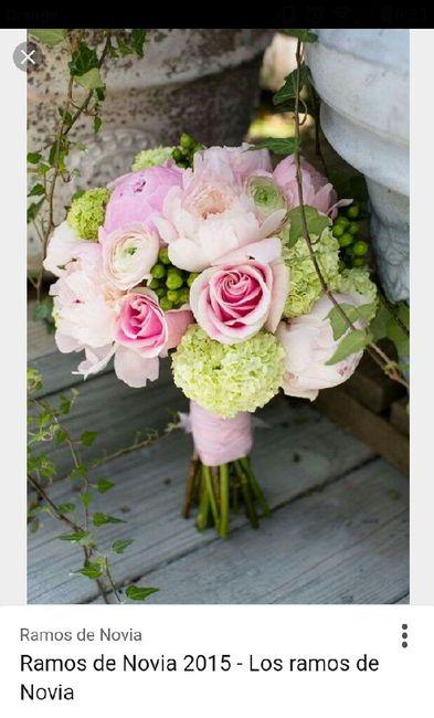 ¿Qué flores escogerás para tu ramo de novia? - 3