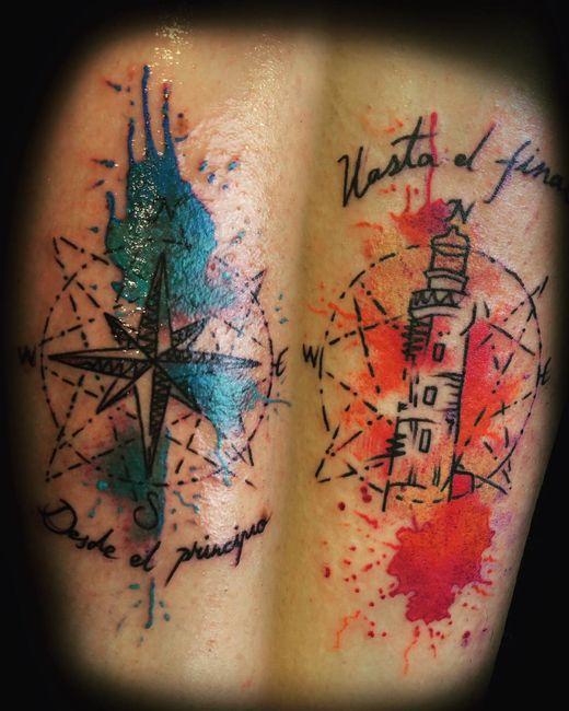 Tattoos en común 2