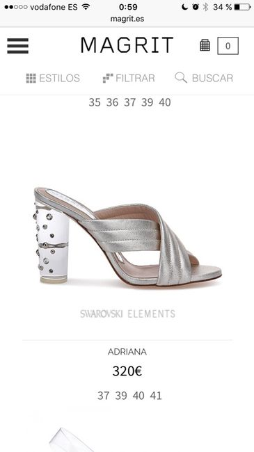 Zapatos con pedreria - 3