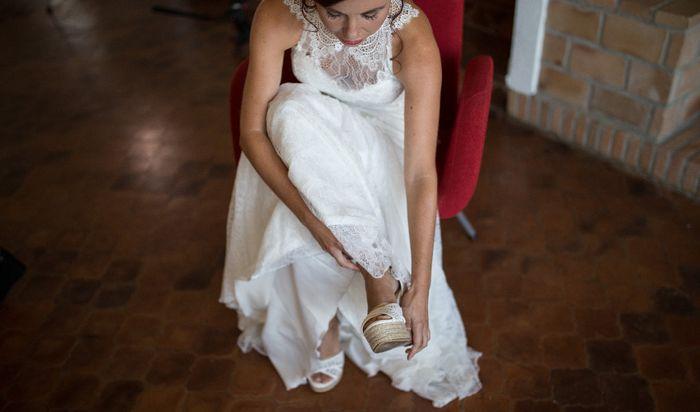 Mi vestido y zapatos