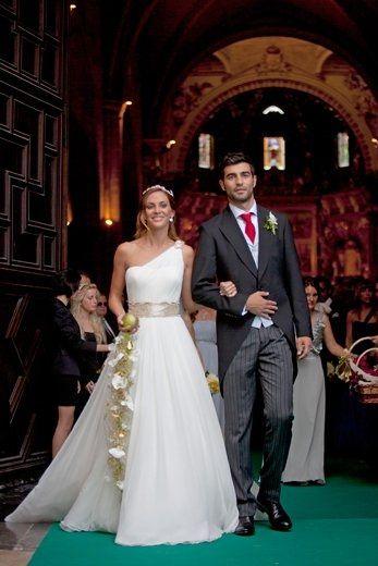 boda raul albiol y alicia roig - bodas famosas - foro bodas