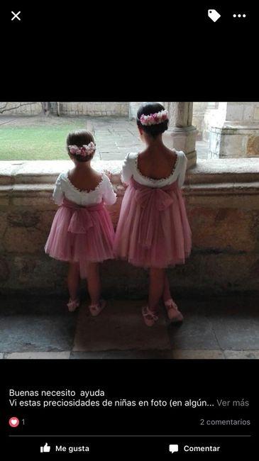 Vestidos de boda acompanante barcelona