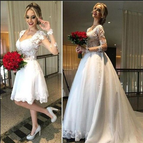 Vestidos de novia que se transforman