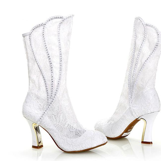 Botas para novias 1
