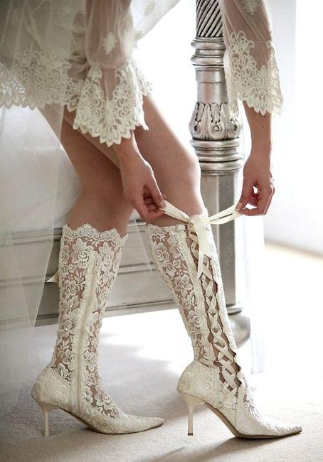 Botas para novias 5