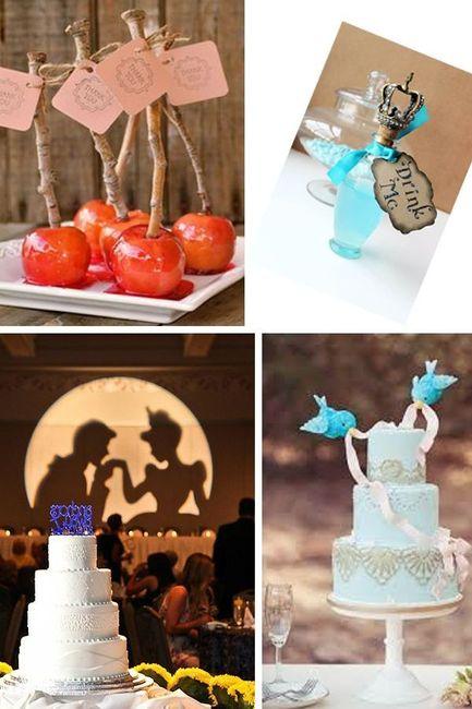 Detalles de bodas Disney 8