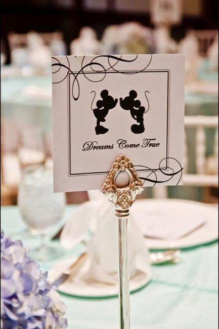 Detalles de bodas Disney 20