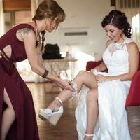 Uno de los momentos más especiales de la boda
