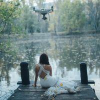 Dron, vídeo y foto aérea, la mejor idea que tuvimos