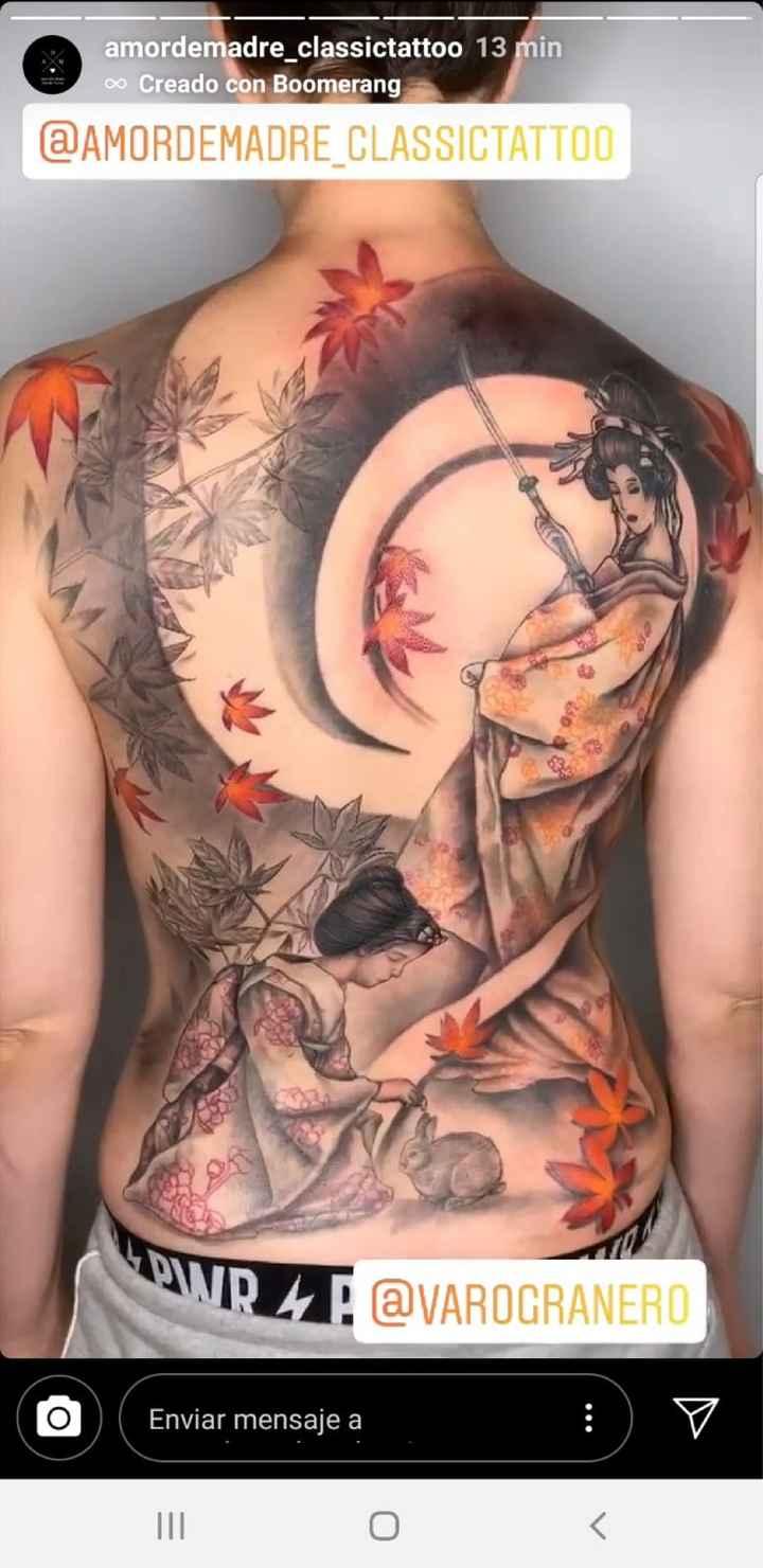 Bodas & tattoos - 1