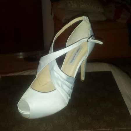Zapatos con mucho tiempo?? - 1