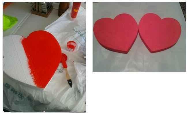 corazones para chuches