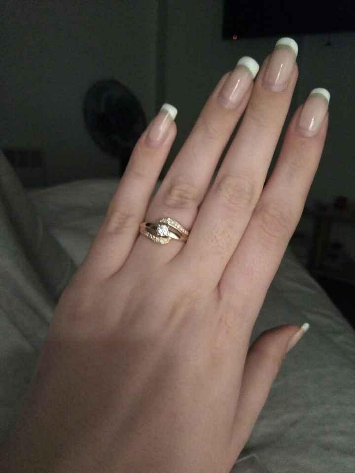 Mi anillo - 1