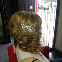 Nuestros peinados y maquillajes de novia - 4