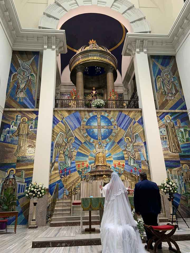 Basílica Jesús de Medinaceli - 1