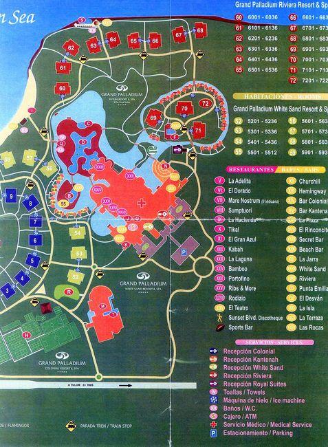 Riviera maya. grupo palladium kantenah - 2