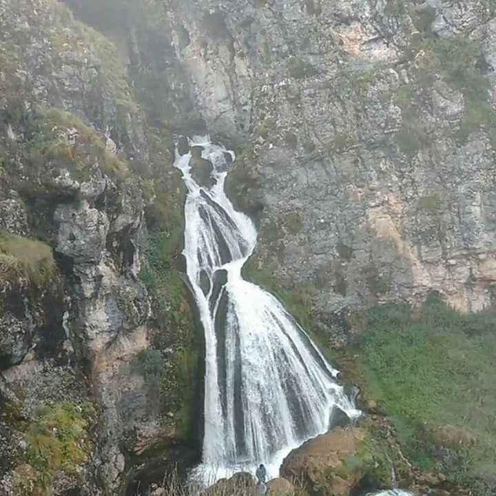 Catarata del velo de la novia, en Perú - 1