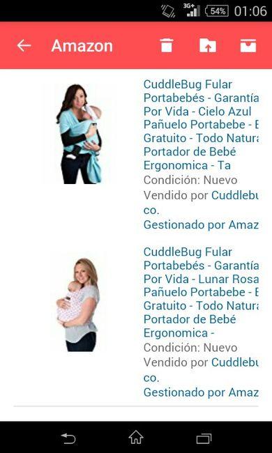 Mamás Porteadoras: Ayuda con la elección de mochila/fular - 1