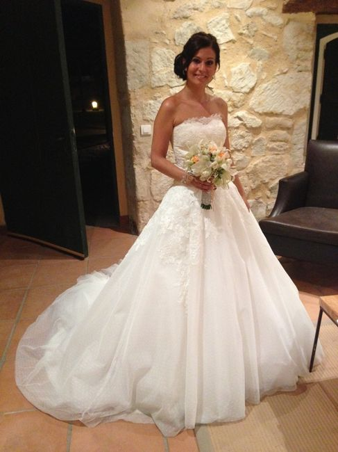 "modelo ""darlene"" de white one - moda nupcial - foro bodas"