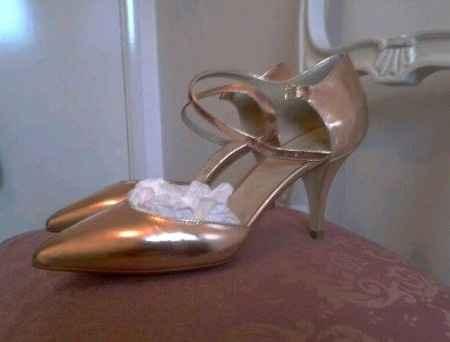 Mis zapatos !!!