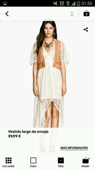 Vestidos estilo ibicenco baratos