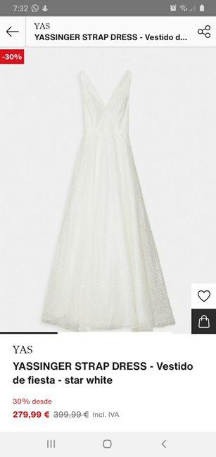 vestido de novia brillante 5