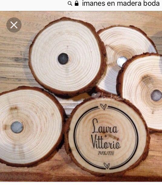 Detalles invitados: imanes madera 1