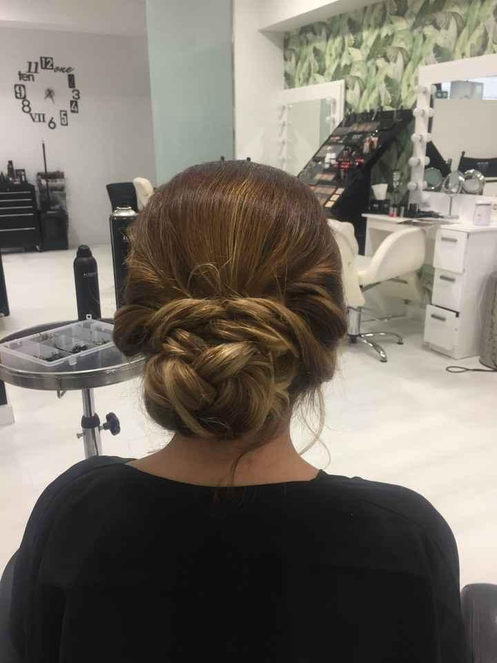 Prueba peinado 💇🏼♀️💁🏼♀️ - 2