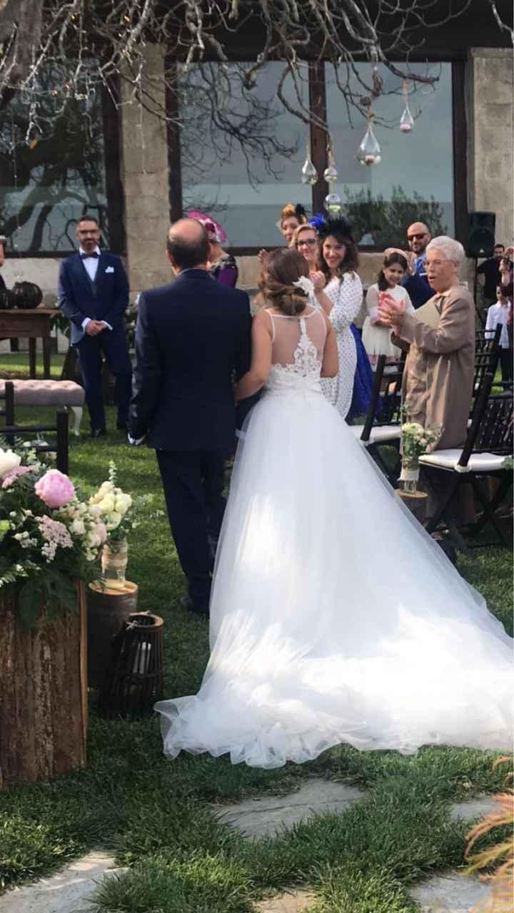 adelanto 👰🏼🤵🏻recién casados 29-06-19!!!! - 2