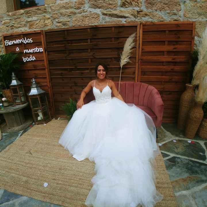 adelanto 👰🏼🤵🏻recién casados 29-06-19!!!! - 3