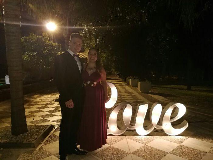 20 dias antes la boda de nuestros amigos - 1