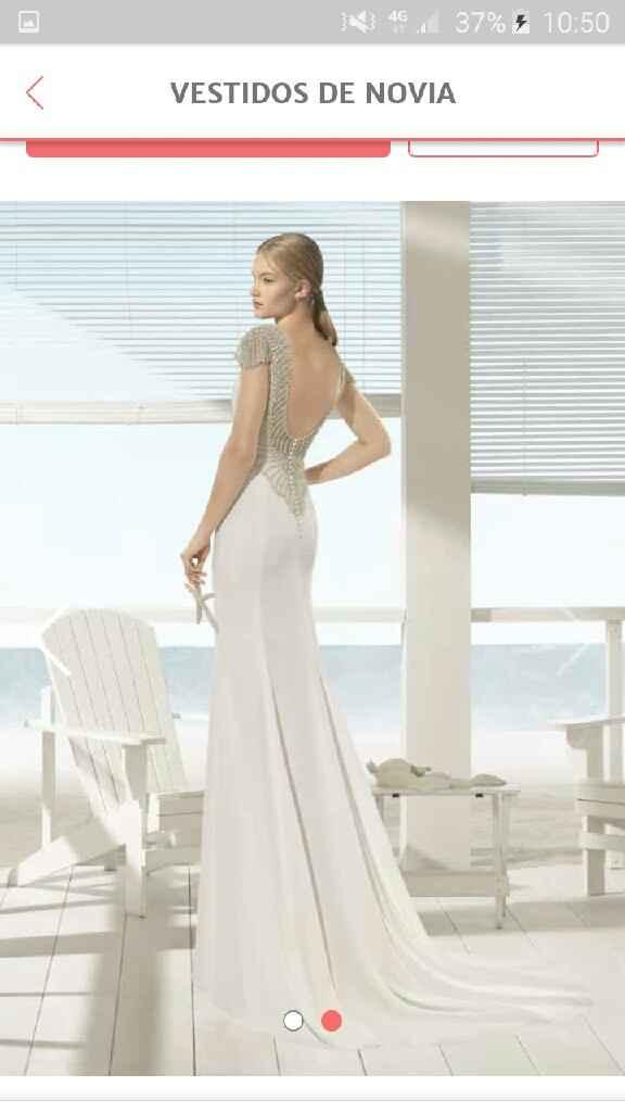 Velo para mi vestido - 1