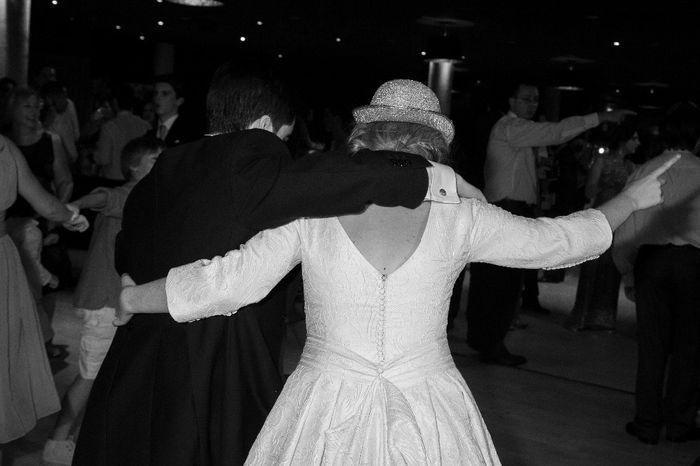 cómo recoger la cola del vestido - moda nupcial - foro bodas