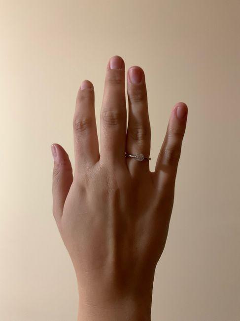 ¿Cómo es tu anillo de compromiso? 💍 18