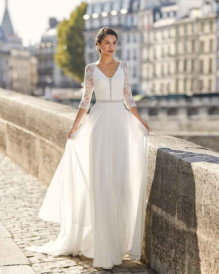 Vestidos de Alma novia 2021 - 1