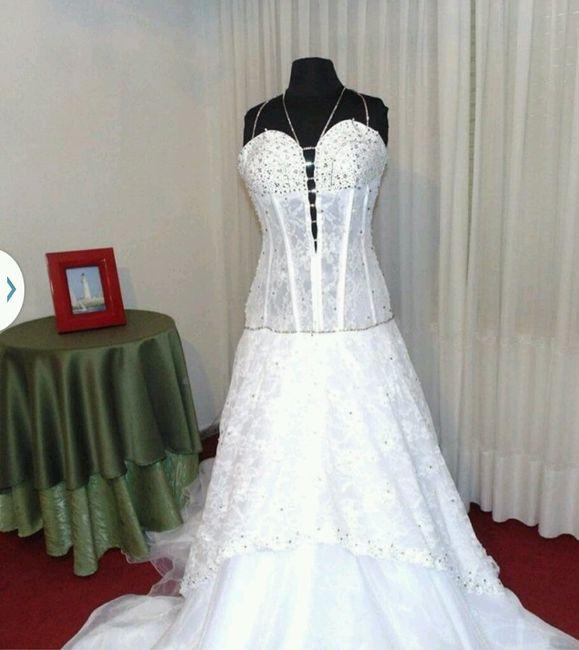 f3662553c cómo recoger la cola del vestido para el baile! - Moda nupcial ...
