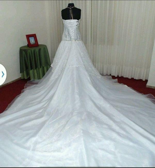 cómo recoger la cola del vestido para el baile! - moda nupcial