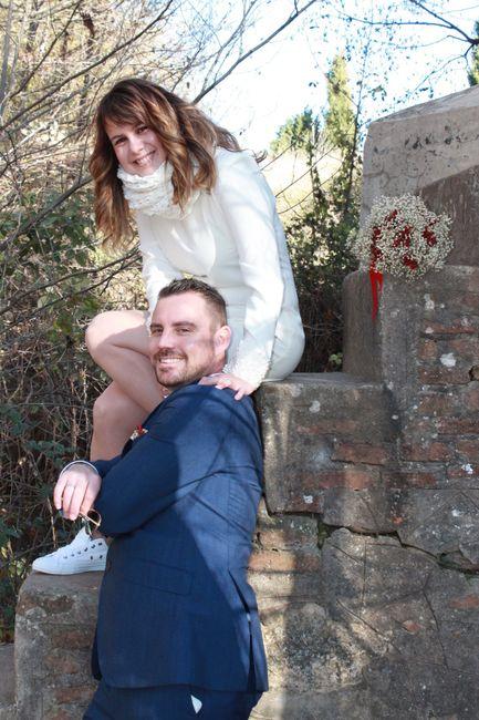Oficialmente marido y mujer!!! 2