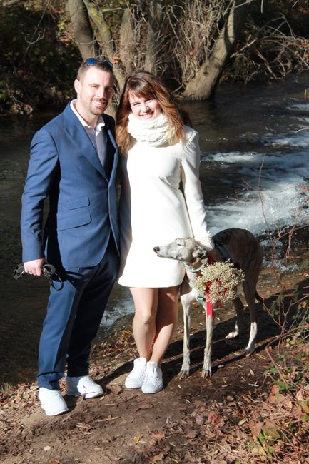 Oficialmente marido y mujer!!! 3