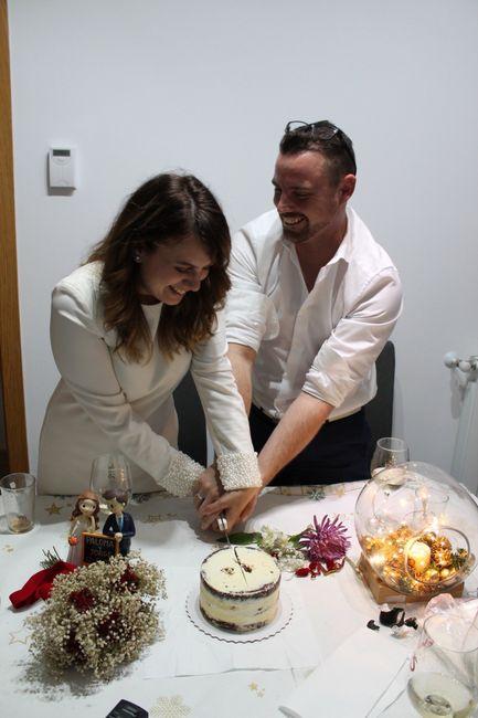 Oficialmente marido y mujer!!! 5