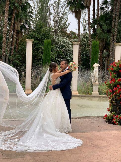 Por fin nos pudimos casar! y fue el día más feliz de mi vida! 1