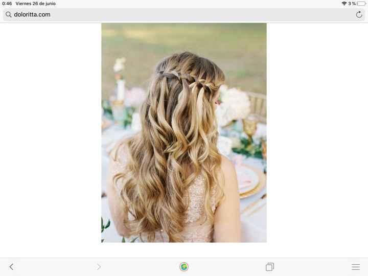 Peinado novia - 3